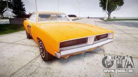 Dodge Charger RT 1969 General Lee pour GTA 4
