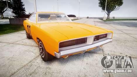 Dodge Charger RT 1969 General Lee für GTA 4