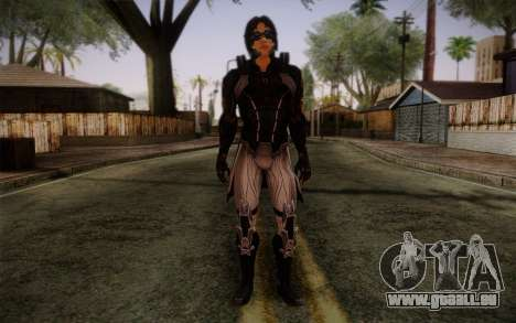 Kei Leng from Mass Effect 3 pour GTA San Andreas