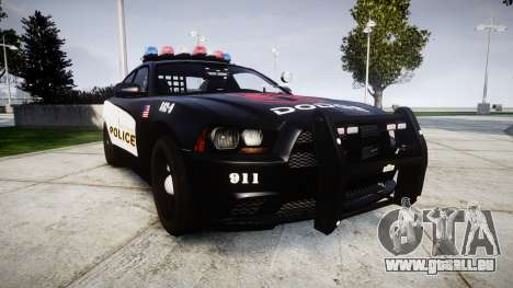 Dodge Charger STR8 LCPD [ELS] pour GTA 4