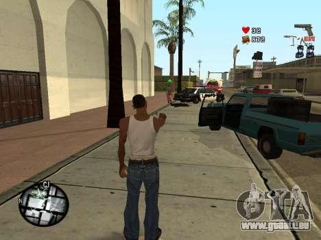 C-HUD pour GTA San Andreas
