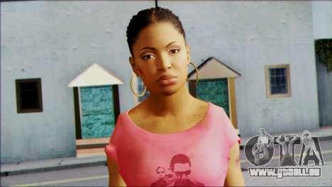 Left 4 Dead Survivor 5 für GTA San Andreas dritten Screenshot