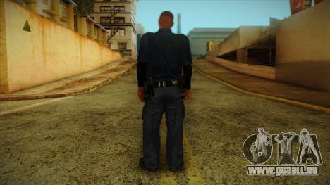 GTA 4 Emergency Ped 8 pour GTA San Andreas deuxième écran