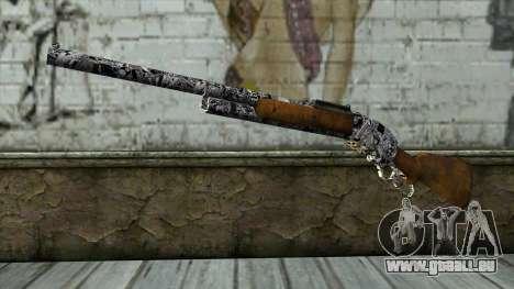 Neue Waffe für GTA San Andreas