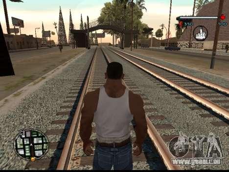 C-HUD Good pour GTA San Andreas
