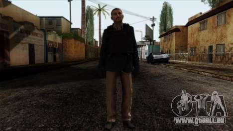Modern Warfare 2 Skin 20 pour GTA San Andreas