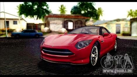 GTA 5 Hijak Khamelion IVF pour GTA San Andreas