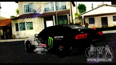 Nissan 180SX Monster Energy pour GTA San Andreas laissé vue