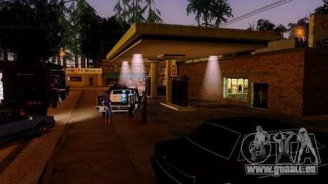 Récupération des stations de Los Santos pour GTA San Andreas cinquième écran