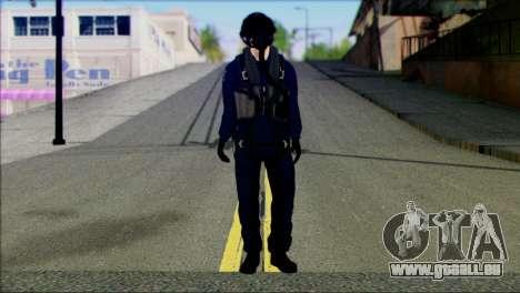 Chinese Jet Pilot from Battlefield 4 für GTA San Andreas