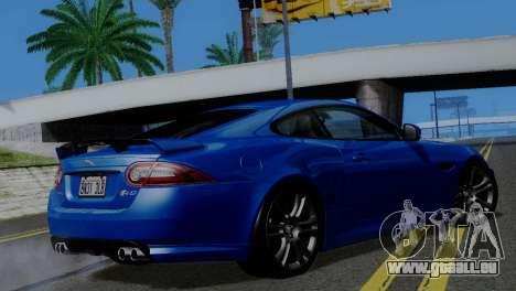 ENBSeries pour les faibles PC v4 pour GTA San Andreas troisième écran