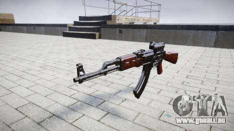 Die AK-47 Kollimator Ziel für GTA 4