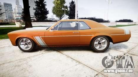 Declasse Tampa 1976 v2.0 pour GTA 4 est une gauche