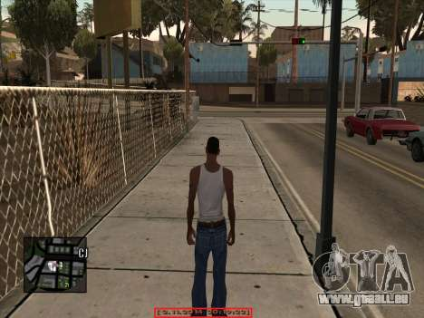CLEO Date and Time für GTA San Andreas zweiten Screenshot