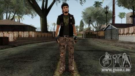 GTA 4 Skin 9 für GTA San Andreas