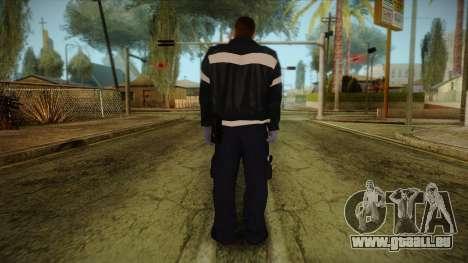 GTA 4 Emergency Ped 12 pour GTA San Andreas deuxième écran