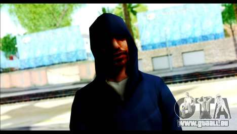 Ginos Ped 38 pour GTA San Andreas troisième écran