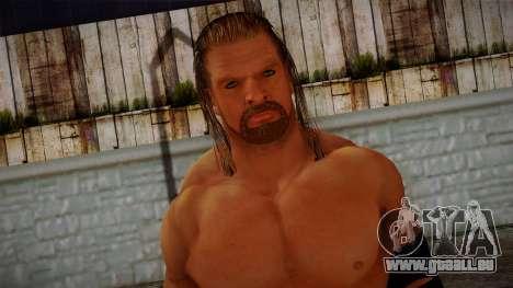 Triple H from Smackdown Vs Raw pour GTA San Andreas troisième écran