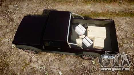 Senran Pioneer Pickup für GTA 4 rechte Ansicht