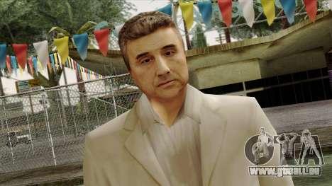 LCN Skin 1 pour GTA San Andreas troisième écran