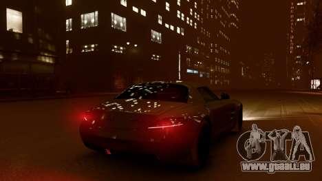 Snow IV für GTA 4 dritte Screenshot