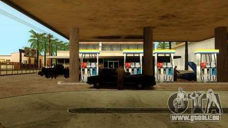 Récupération des stations de Los Santos pour GTA San Andreas onzième écran