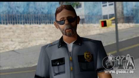 GTA San Andreas Beta Skin 5 pour GTA San Andreas troisième écran