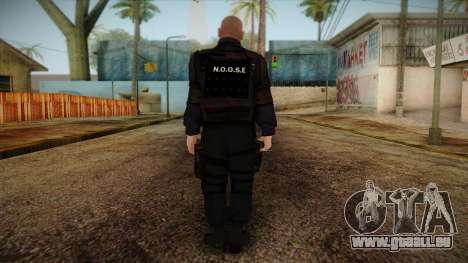 GTA 4 Emergency Ped 15 für GTA San Andreas zweiten Screenshot
