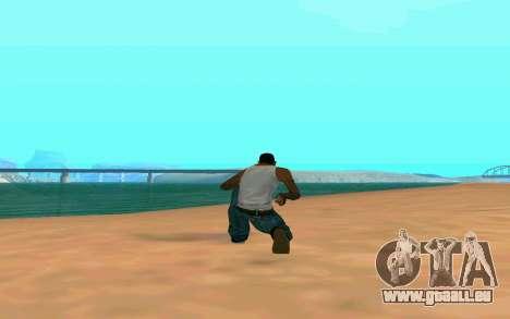 ENB pour les moyennes et faibles PC pour GTA San Andreas cinquième écran