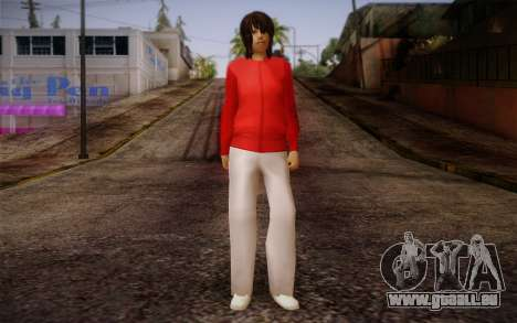 Ginos Ped 8 pour GTA San Andreas