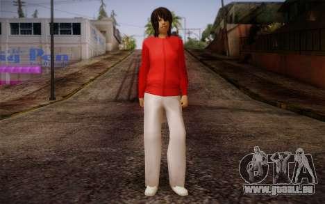 Ginos Ped 8 für GTA San Andreas