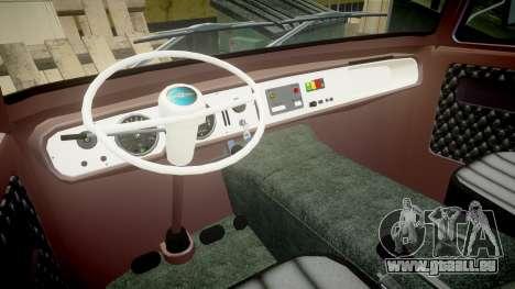 Barkas B1000 1961 pour GTA 4 est un droit