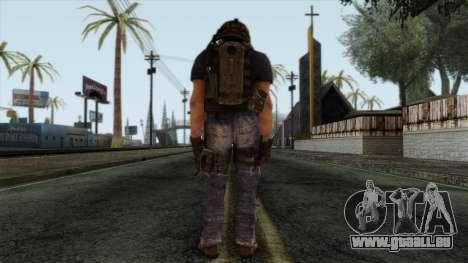 Modern Warfare 2 Skin 12 für GTA San Andreas zweiten Screenshot