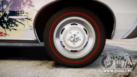 Pontiac GTO 1965 united für GTA 4 Rückansicht