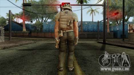 Modern Warfare 2 Skin 13 für GTA San Andreas zweiten Screenshot