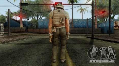Modern Warfare 2 Skin 13 für GTA San Andreas zweiten Screenshot