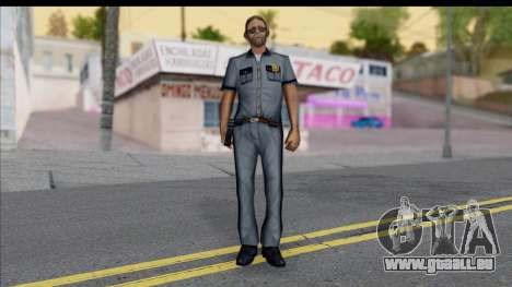 GTA San Andreas Beta Skin 5 pour GTA San Andreas