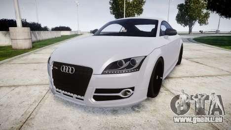 Audi TT RS 2010 pour GTA 4