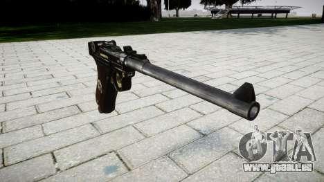 De pièces d'artillerie Lange R pour GTA 4