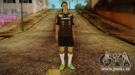 Footballer Skin 4 für GTA San Andreas