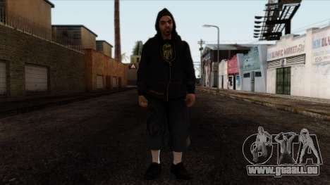 GTA 4 Skin 15 pour GTA San Andreas