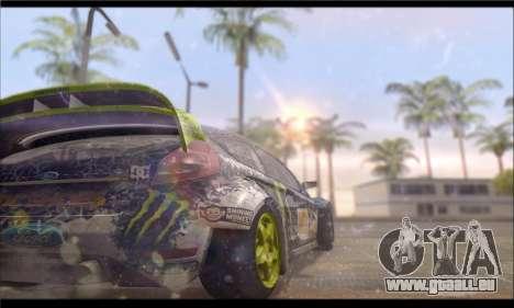 Corsar PayDay 2 ENB für GTA San Andreas her Screenshot