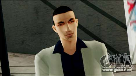 Russian Mafia Skin 2 pour GTA San Andreas troisième écran