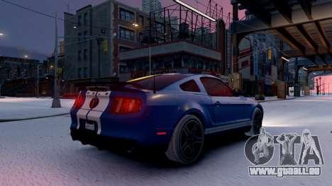 Snow IV für GTA 4
