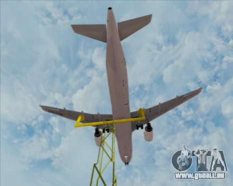 Airbus A320-200 Philippines Airlines pour GTA San Andreas roue