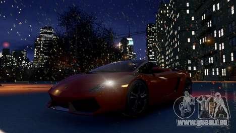 Snow IV für GTA 4 weiter Screenshot