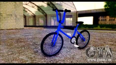 New BMX Bike für GTA San Andreas