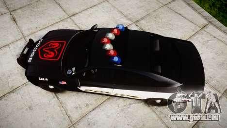 Dodge Charger STR8 LCPD [ELS] pour GTA 4 est un droit