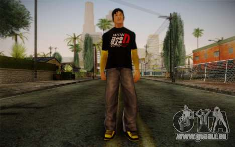 Ginos Ped 12 pour GTA San Andreas
