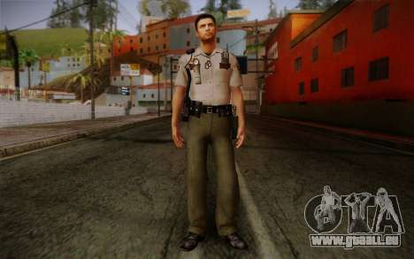 Alex Shepherd From Silent Hill Police pour GTA San Andreas